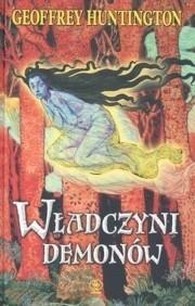 Okładka książki Władczyni demonów