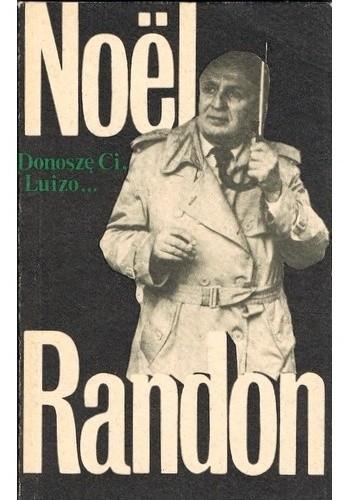Okładka książki Donoszę Ci, Luizo