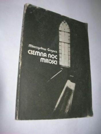 Okładka książki Ciemna noc miłości