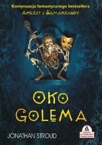 Okładka książki Oko Golema