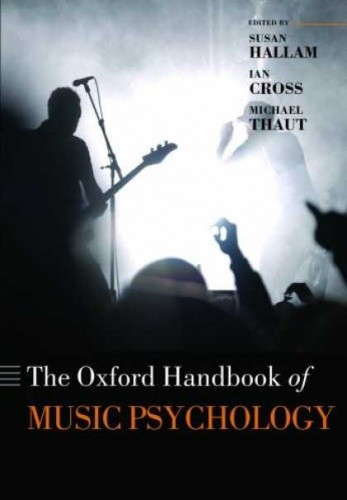 Okładka książki The Oxford Handbook of Music Psychology