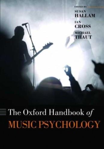 Okładka książki The Oxford Handbook of Music Psychology