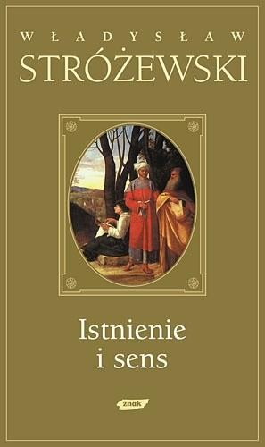 Okładka książki Istnienie i sens