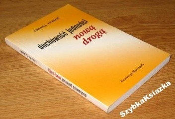 Okładka książki Duchowość jedności nową drogą