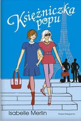 Okładka książki Księżniczka popu