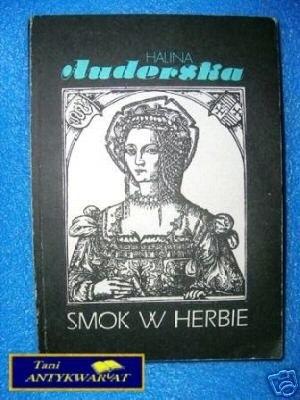 Okładka książki Smok w herbie. Królowa Bona.