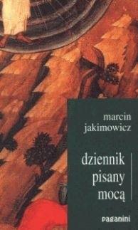Okładka książki Dziennik pisany mocą