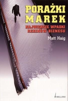 Okładka książki Porażki marek. Największe wpadki rekinów biznesu