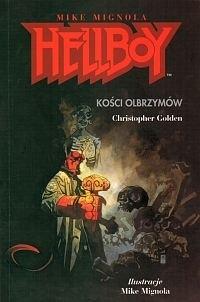 Okładka książki Kości olbrzymów