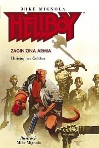 Okładka książki Zaginiona armia
