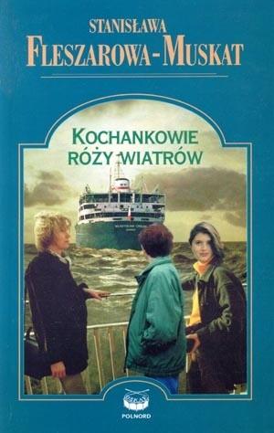 Okładka książki Kochankowie róży wiatrów