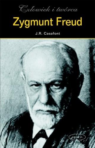 Okładka książki Zygmunt Freud