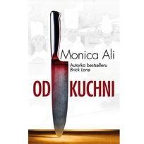 Okładka książki Od kuchni