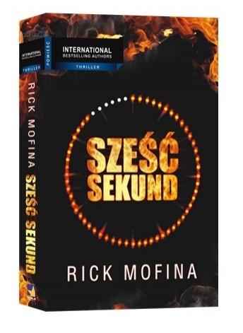 Okładka książki Sześć sekund