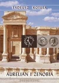 Okładka książki Aurelian i Zenobia