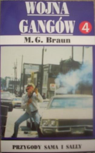 Okładka książki Wojna Gangów