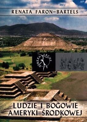 Okładka książki Ludzie i bogowie Ameryki Środkowej