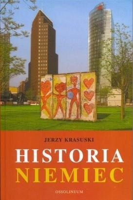 Okładka książki Historia Niemiec
