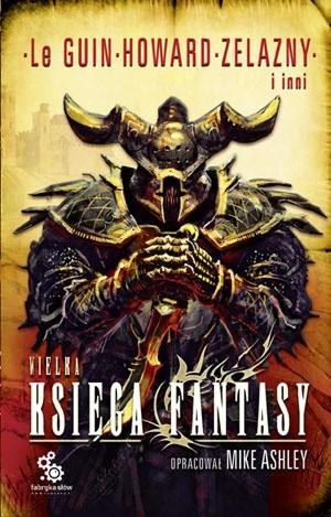 Okładka książki Wielka księga fantasy, tom 1