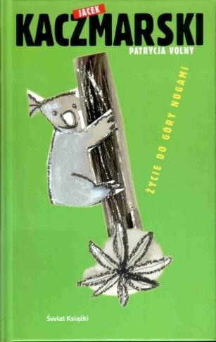 Okładka książki Życie do góry nogami