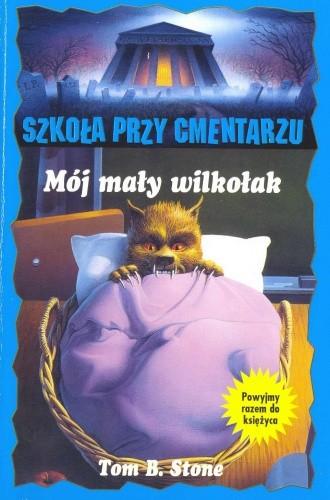 Okładka książki Mój mały wilkołak
