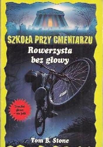 Okładka książki Rowerzysta bez głowy