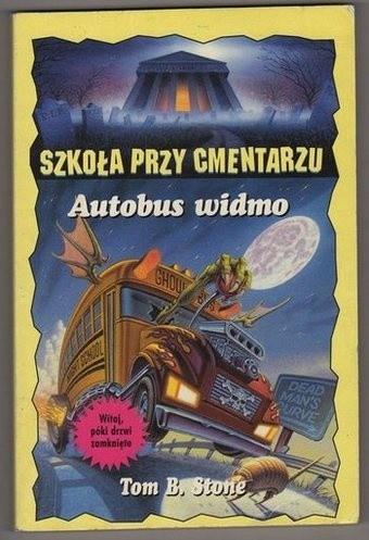Okładka książki Autobus widmo