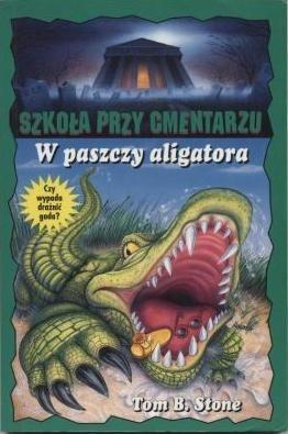 Okładka książki W paszczy aligatora