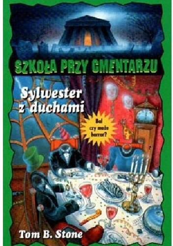 Okładka książki Sylwester z duchami