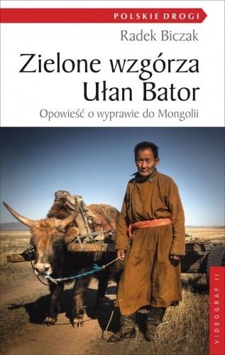 Okładka książki Zielone wzgórza Ułan Bator