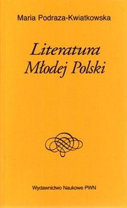 Okładka książki Literatura Młodej Polski