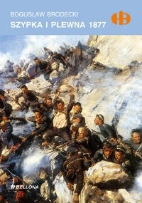 Okładka książki Szypka i Plewna 1877