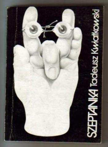 Okładka książki Szeptanka