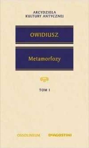 Okładka książki Metamorfozy, t. 1