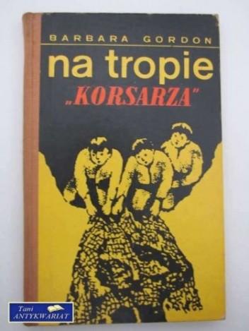 Okładka książki Na tropie Korsarza