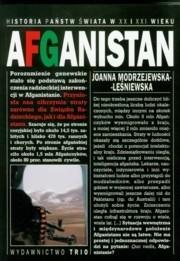 Okładka książki Afganistan