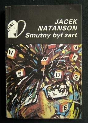 Okładka książki Smutny był żart