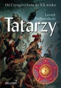 Okładka książki Tatarzy. Od Czyngis-chana do XX wieku