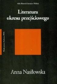 Okładka książki Literatura okresu przejściowego 1975-1996