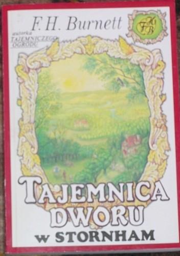 Okładka książki Tajemnica dworu w Stornham