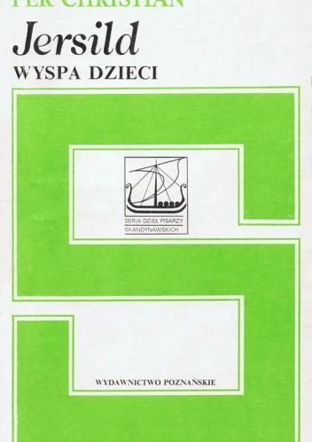 Okładka książki Wyspa dzieci