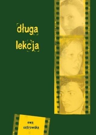 Okładka książki Długa lekcja