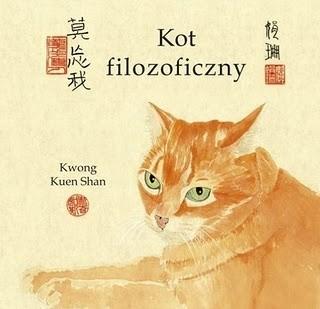 Okładka książki Kot filozoficzny