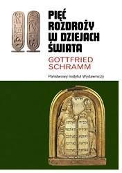 Okładka książki Pięć rozdroży w dziejach świata