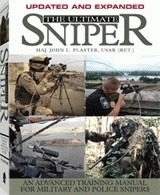 Okładka książki The Ultimate Sniper: An Advanced Training Manual for Military and Police Snipers