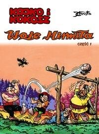 Okładka książki Kajko i Kokosz. Woje Mirmiła cz. 1