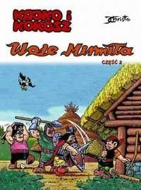 Okładka książki Kajko i Kokosz. Woje Mirmiła cz. 2