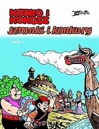 Okładka książki Kajko i Kokosz. Szranki i konkury cz.3
