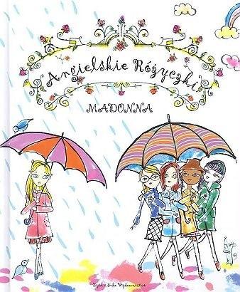 Okładka książki Angielskie Różyczki