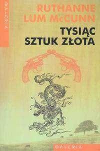 Okładka książki Tysiąc Sztuk Złota